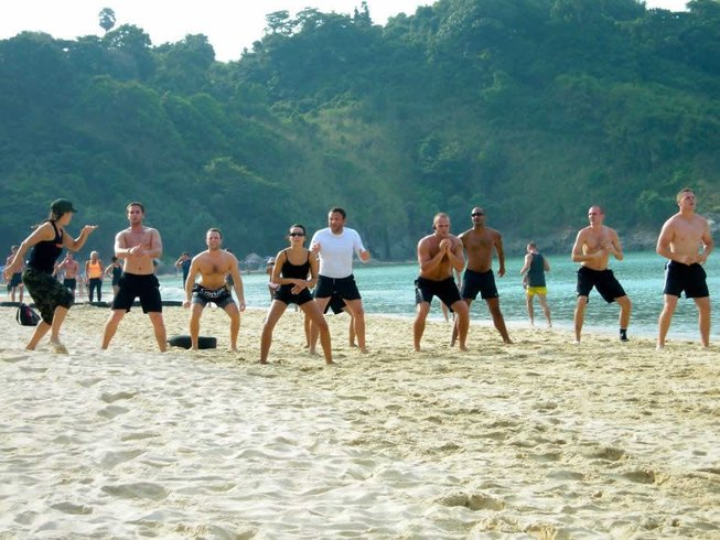 6 Days Beachfront Fitness and Yoga Retreat in Thailand