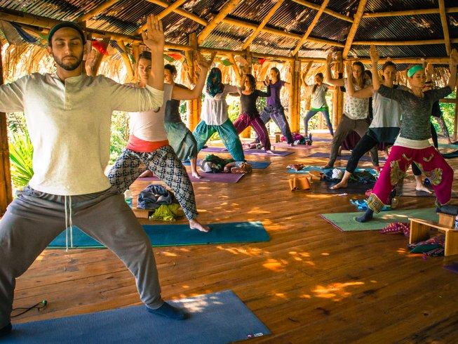 33 Days Tantric Hatha Yoga Teacher Training (RYT-200)