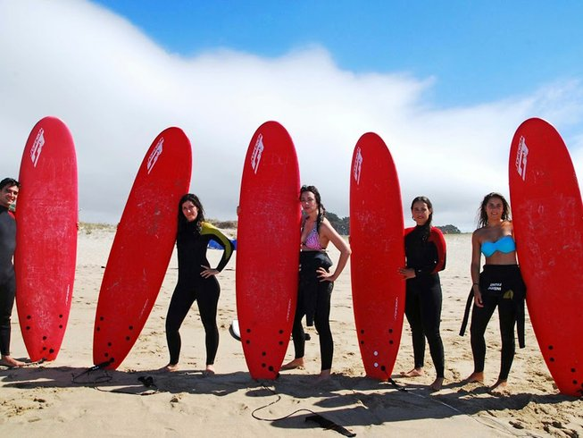 5 Days Easter Surf Camp Galicia, Spain