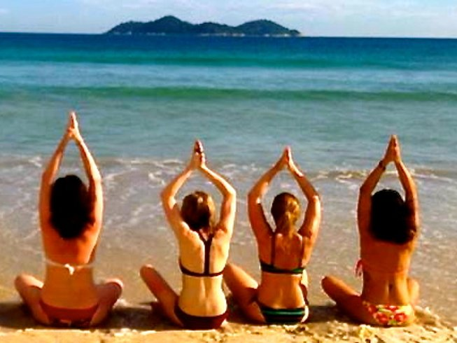 6 Days Island Beach House Yoga Retreat in Brazil