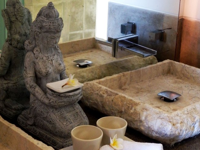8 Tage Persönliches Wachstum Yoga Retreat in Karangasem, Bali