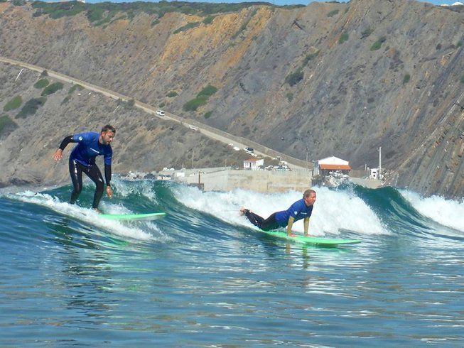 8 Days Surf Camp in Algarve