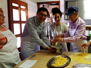 5 Days Cooking, Cheese & Wine Tour in Prosecco Countryside