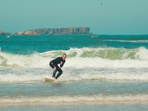 8 Days All Levels Surf Camp in Peniche, Portugal