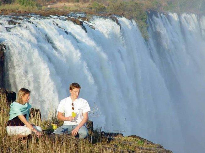 7 Days Safari Tour in South Luangwa and Victoria Falls, Zambia