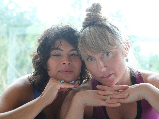 8 días retiro de yoga en Sayulita, México