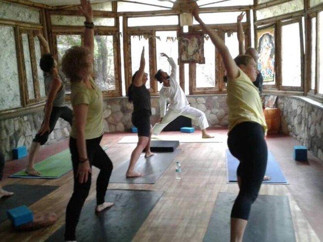 11 Days Himalayan Spiritual Yoga Retreat in Rishikesh, India