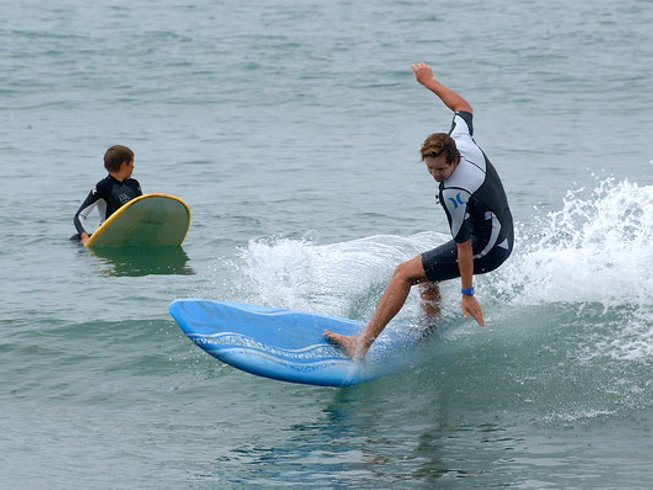 5 Days Adults Surf Camp in California, USA