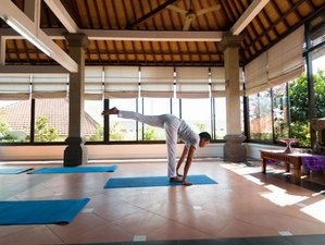 4 Day Discovery and Recharge Yoga Holiday in Ubud, Bali