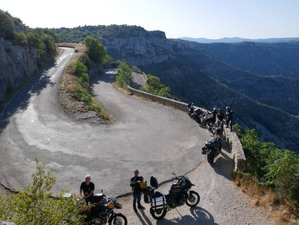 9 Day Best of South of France: Guided Motorcycle Tour in Southern France