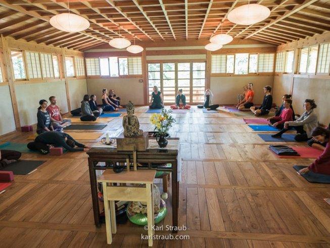 7 Days Yoga, Meditation and Massage Retreat in Swiss Alps