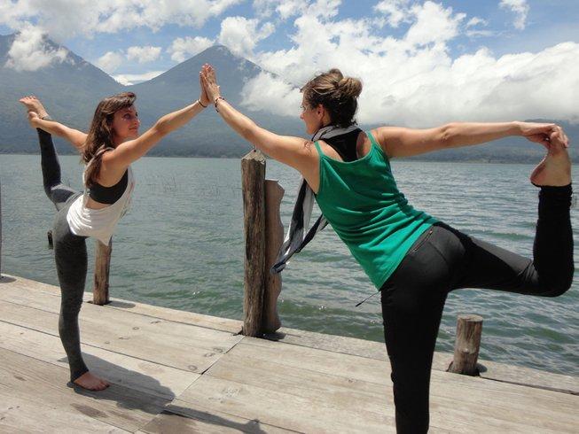 26 Tage 300-Stündige Mystische Yogalehrer Ausbildung für Fortgeschrittene in Guatemala