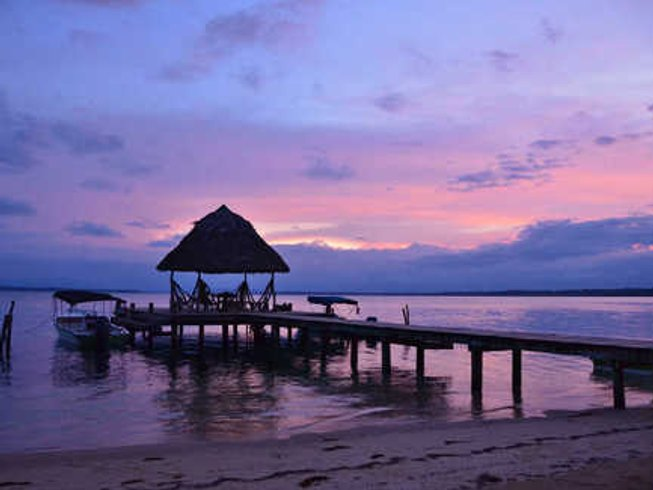 8 Days Valentine's Day Yoga Retreat in Panama