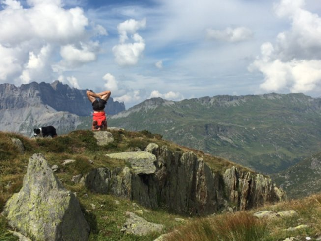 4 jours en stage de yoga Ashtanga en Haute-Savoie, France