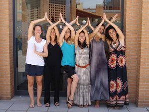 4 Days Easter Yoga & Cooking Holidays in Spain