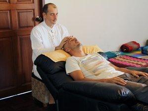 4 Days Reiki Course Level 1 or 2, Yoga & Meditation in Hua Hin, Thailand