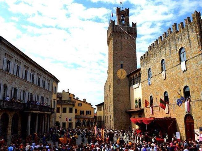 8 Days All Inclusive Culinary Holiday in Tuscany