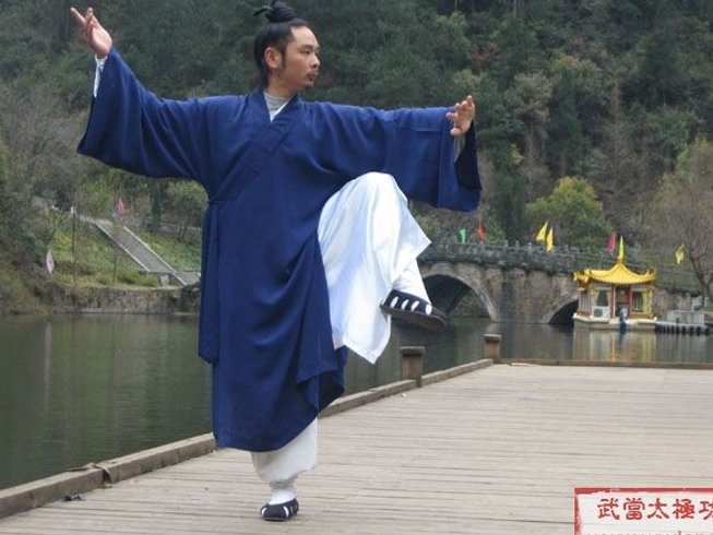 1 Year All-Inclusive Kung Fu Training in Hubei, China