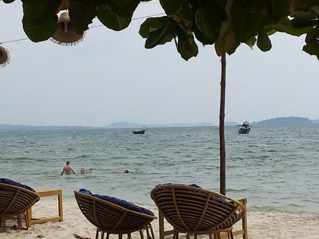 29 Days Yoga and Meditation Retreat Programs in Kep, Cambodia