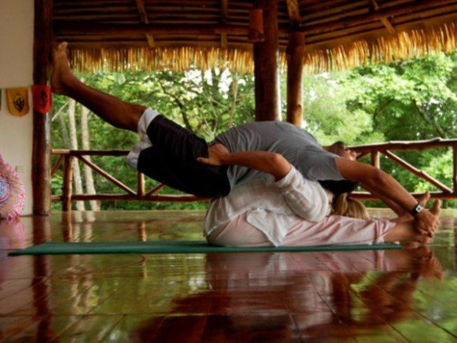 10 Days Healthy Honeymoon Yoga Holiday in Costa Rica