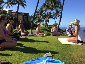 6 Day Winter Escape: A Tropical Wellness and Yoga Experience in Maui, Hawaii