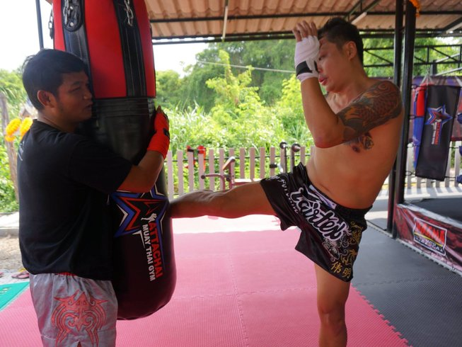 3 Days Muay Thai Training in Bangkok, Thailand
