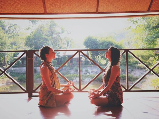 7 Days Detox and Yoga Retreat in Thailand