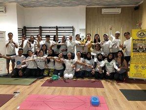 25 Days 200-Hour Hatha Vinyasa Sanatana Yoga Teacher Training in Bali, Indonesia