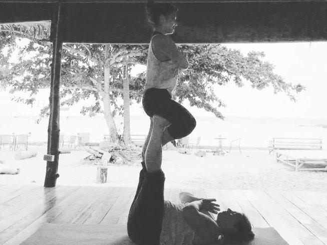 7 Tage Yoga Retreat in Koh Phangan, Thailand