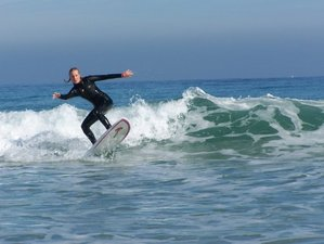 3 Days Exhilarating Weekend Surf Camp France