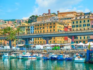 6 Day Wonderful Food and Culture Vacation in Beautiful Genoa, Liguria