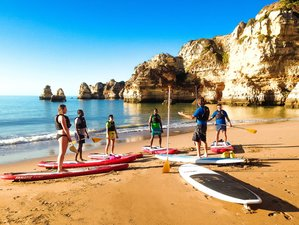 8 Days Yoga and SUP Camp in Burgau, Vila do Bispo, Portugal