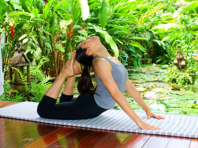 7 Days Yoga Detox & Weight Loss Retreat in Thailand