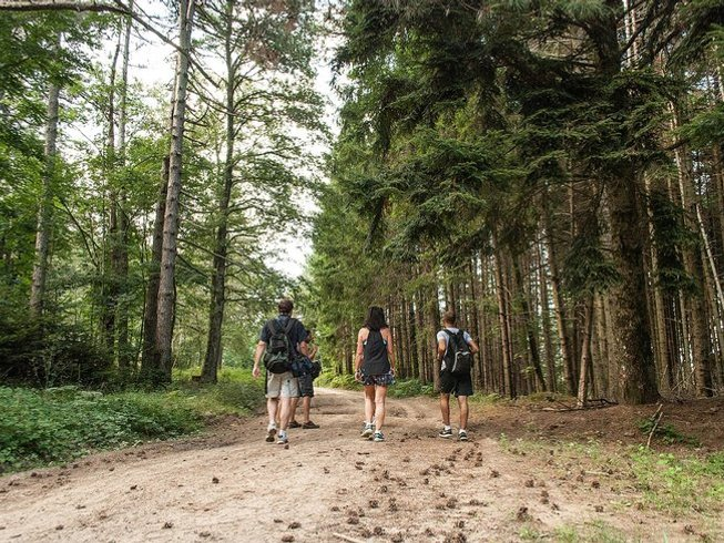 7 Days Hiking and Yoga Retreat in Italy