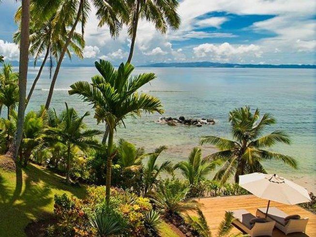 3 Days Weekend Culinary Vacation at Taveuni Palms, Fiji
