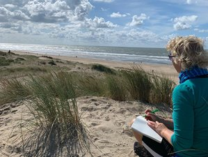 5 Day Weekday Writing and Wellness Sea of Time Retreat in Zeeland