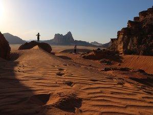2-Daagse Woestijn Yoga Retreat in Jordanië