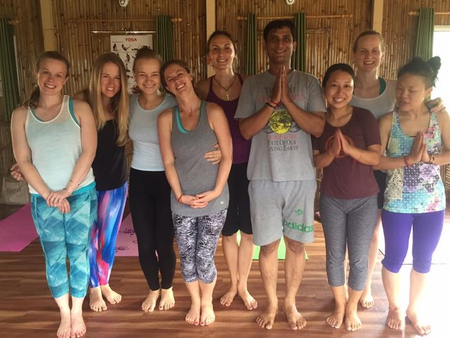 30 Days 300-hour Yoga Teacher Training, Rishikesh, India