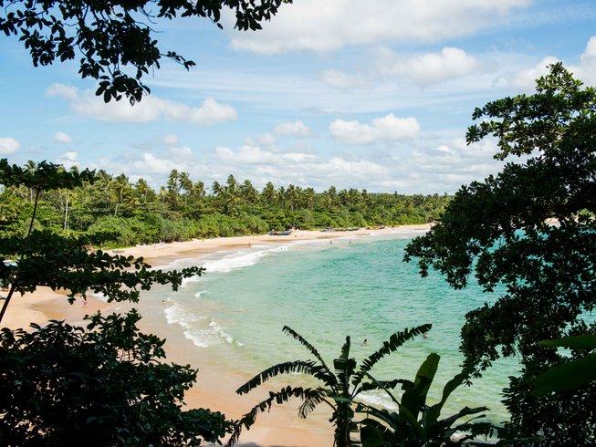 6 Days Yoga and Meditation Retreat Talalla, Sri Lanka