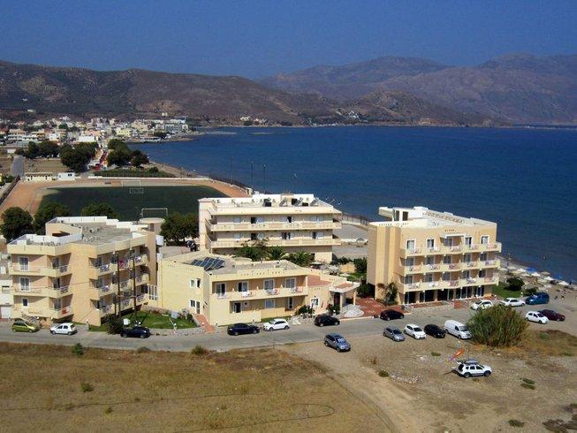 7 días vacaciones de yoga y meditación en Creta, Grecia