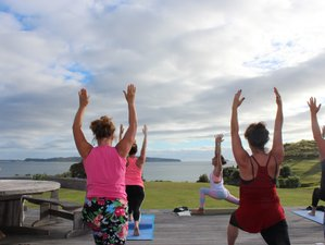 3 Day Living in Gratitude Yoga Retreat in Coromandel
