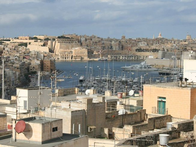 10 Days Cooking Holiday and Food Tour in Malta