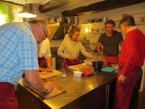 8 Days Intenso Cooking Holidays in Italy