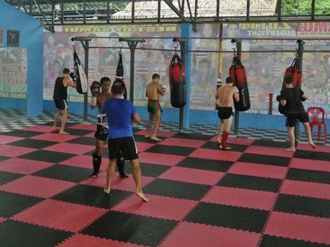1 Month Muay Thai Training in Koh Samui, Thailand