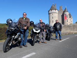 10 Day Self-Guided Motorcycle Tour in Normandy and Brittany, France