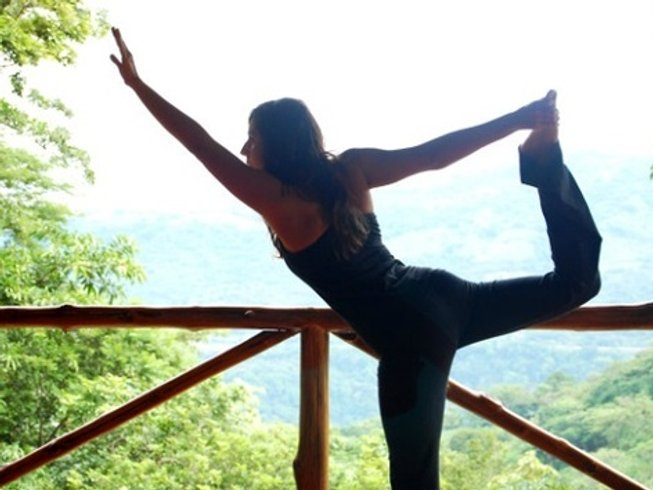 8 Days Wellness and Yoga Retreat in San Pablo, Costa Rica