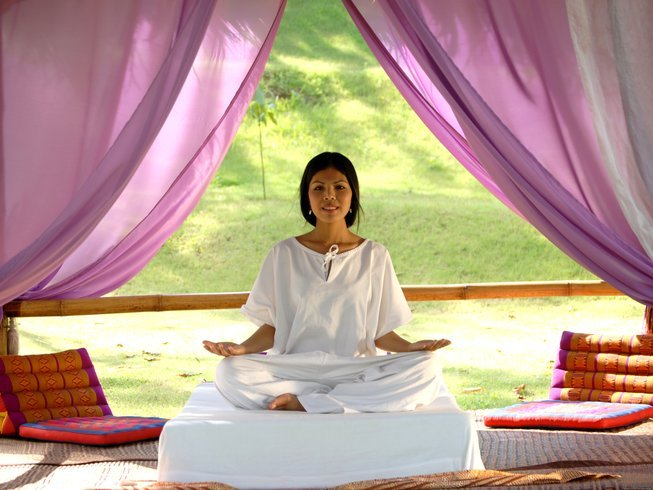 7 Days Ayuryoga Shodhana Wellness Yoga Retreat in Phuket, Thailand