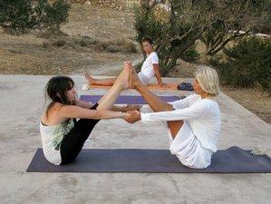 8 Days Shambhala Yoga and Meditation Retreat in Pelion, Greece