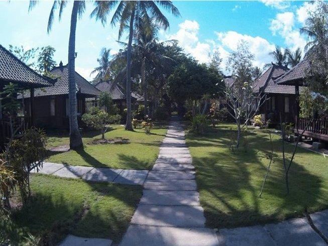 5 Days Yin Immersion Yoga Retreat Nusa Lembongan, Bali