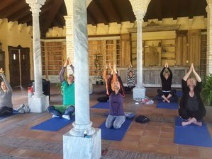 7 Days Wellness and Yoga Retreat in San Martin del Tesorillo, Spain